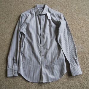 Banana Republic Tailored Slim Fit Shirt size S